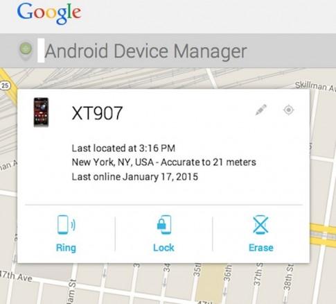 Làm thế nào để bảo vệ thiết bị Android của bạn nếu bị thất lạc hoặc bị đánh cắp?
