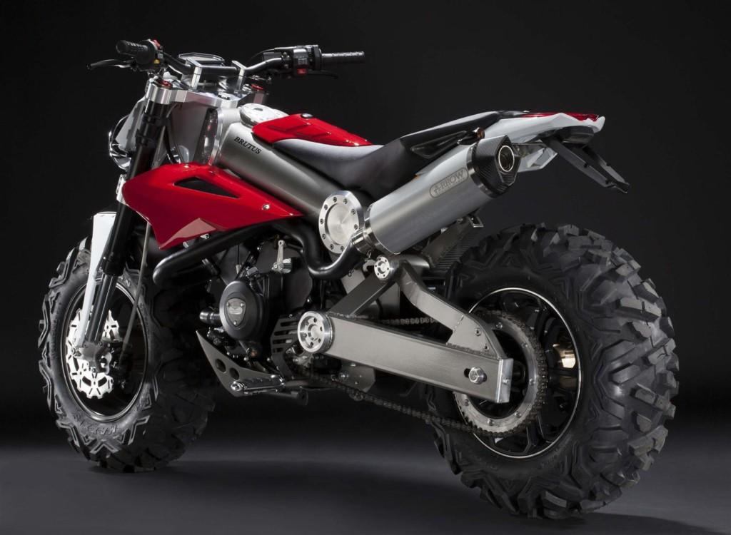 Những mẫu xe moto đẹp nhất